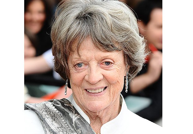 Maggie Smith, December Celebrity Birthdays