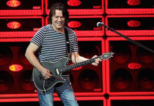 Eddie Van Halen - Personajes de cumpleaños en enero