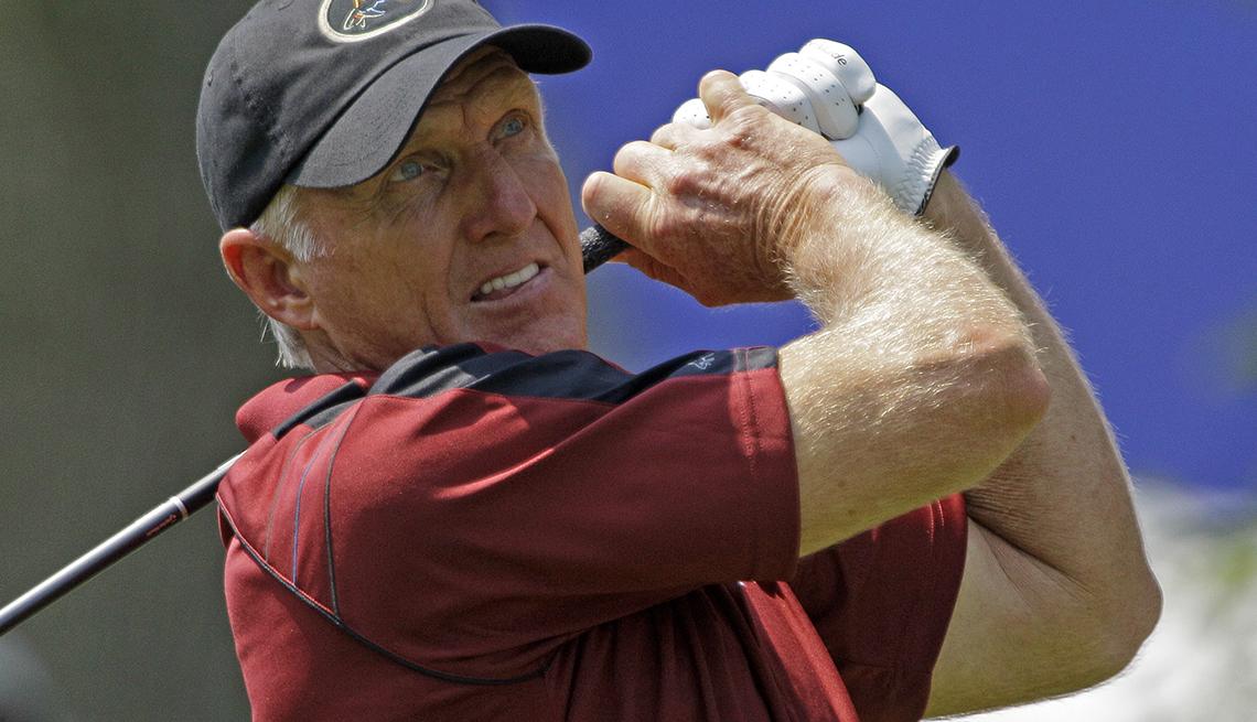 Greg Norman, Athlete, Golfer, February 2015 Celebrity Birthday Milestones