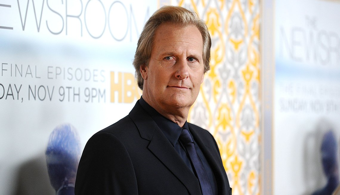 Actor, Jeff Daniels, February 2015 Celebrity Birthday Milestones