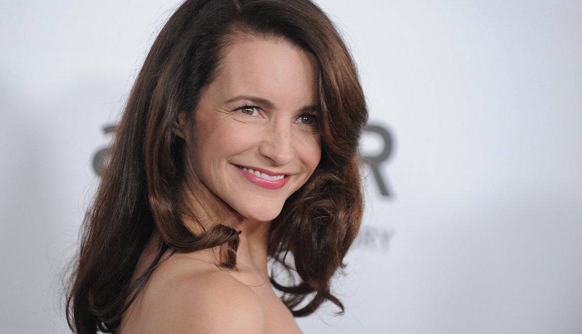 Actress, Kristin Davis, February 2015 Celebrity Birthday Milestones