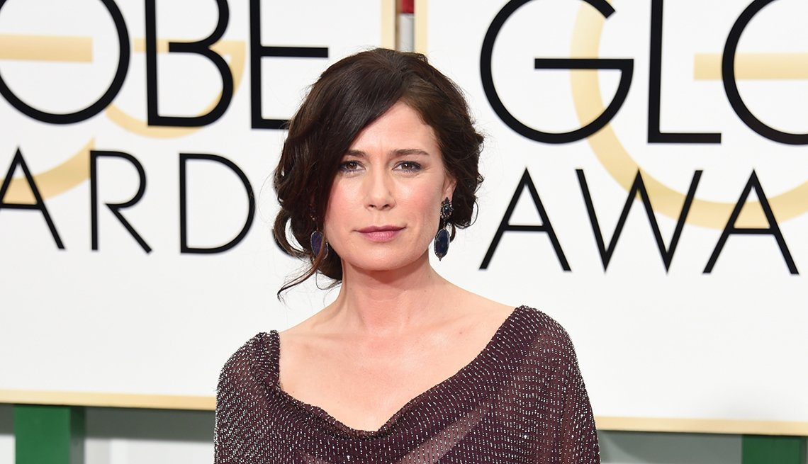 Actress Maura Tierney, February 2015 Celebrity Birthday Milestones