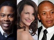 Chris Rock, Kristin Davis and Dr. Dre all turn 50 in February 2015