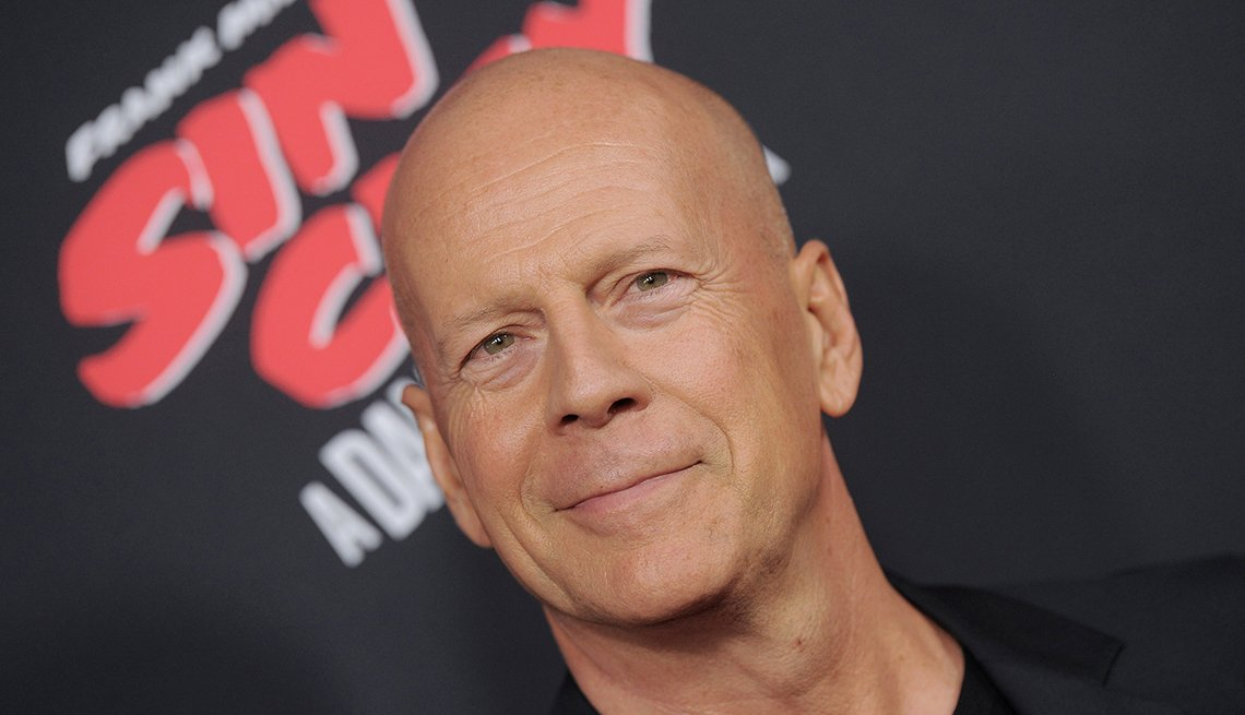 Actor, Bruce Willis, 2015 March Celebrity Birthday Milestones