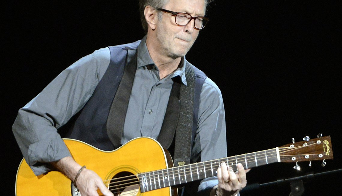 Eric Clapton, Musician, Singer, 2015 March Celebrity Birthday Milestones