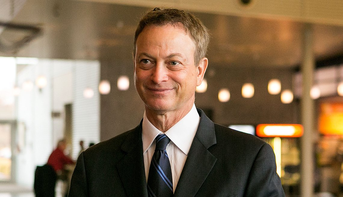 Actor, Gary Sinise, 2015 March Celebrity Birthday Milestones