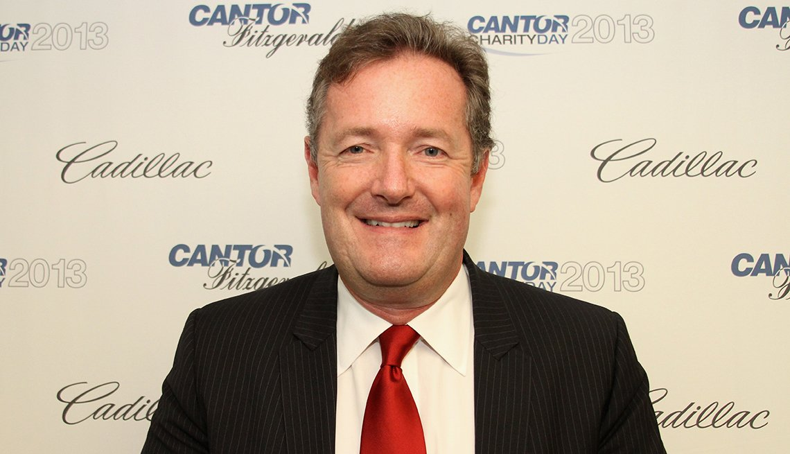 Piers Morgan, Television Host, 2015 March Celebrity Birthday Milestones