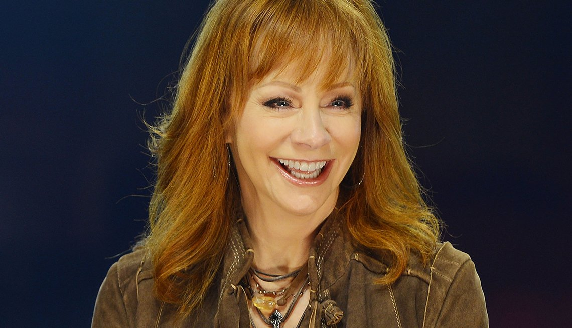 Reba McEntire, Singer, Musician, 2015 March Celebrity Birthday Milestones