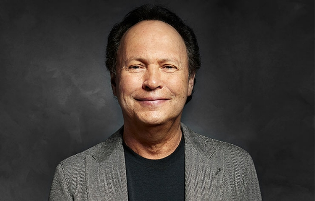 Retrato del actor Billy Crystal