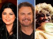 ¿Victoria Ruffo, Fher, Celia Cruz, cuáles son sus nombres reales?