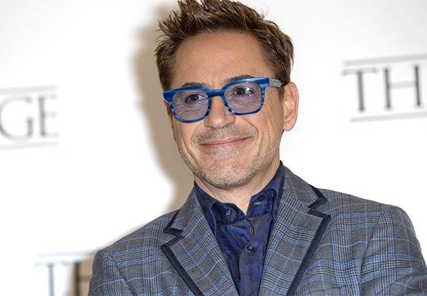 Robert Downey Jr - Cumpleaños en abril