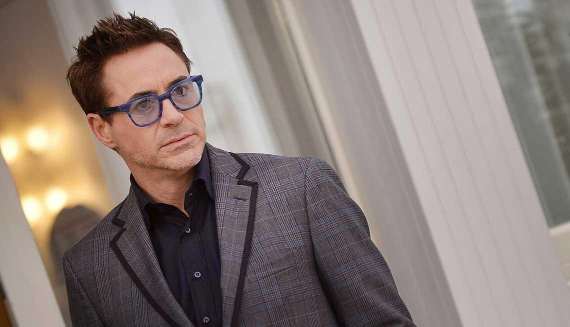 21 Sexiest Men Over 50, Robert Downey, Jr.