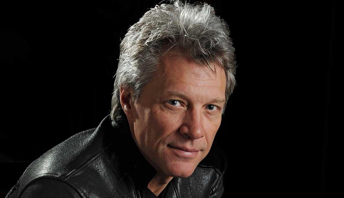 Jon Bon Jovi - Hombres sexy mayores de 50 años