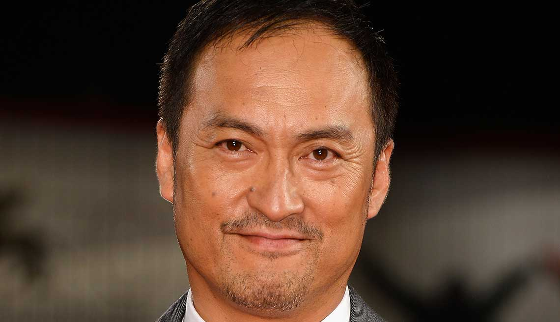 Ken Watanabe - Hombres sexy mayores de 50 años