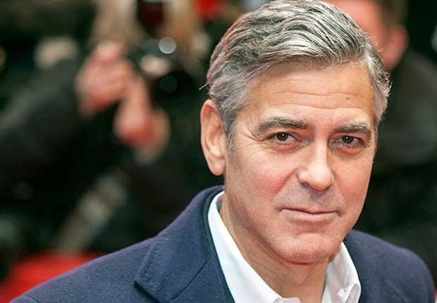 George Clooney - Hombres sexy mayores de 50 años