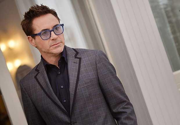 Robert Downey Jr. - Hombres sexy mayores de 50 años