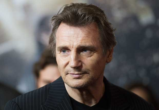 21 Sexiest Men Over 50, Liam Neeson