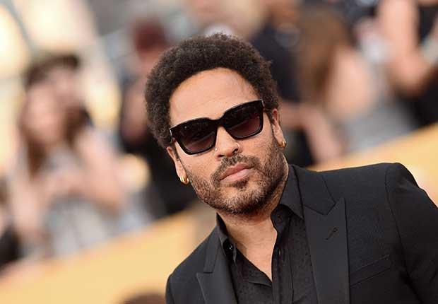21 Sexiest Men Over 50, Lenny Kravitz