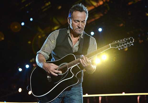 Bruce Springsteen - Hombres sexy mayores de 50 años