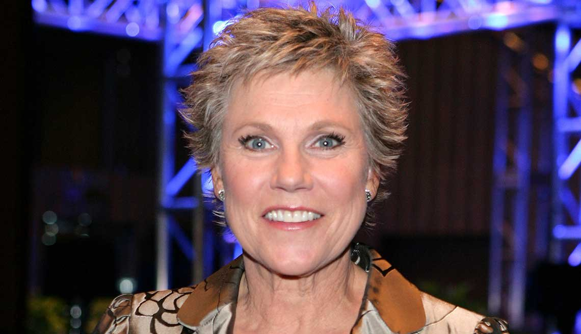 June Milestone Birthdays, Anne Murray