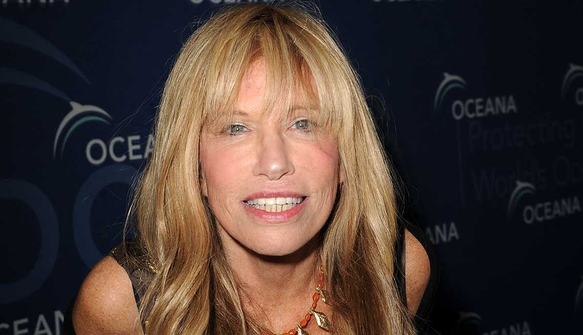 June Milestone Birthdays, Carly Simon