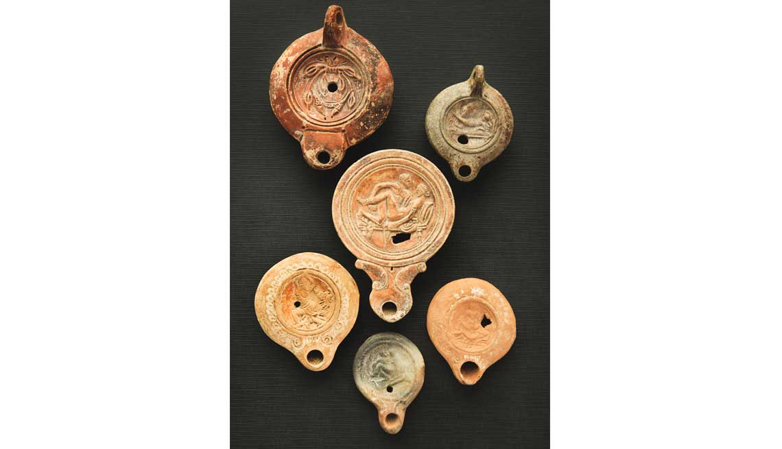 Oil Lamps, Dr Ruth, Therapist, Toy Collectibles