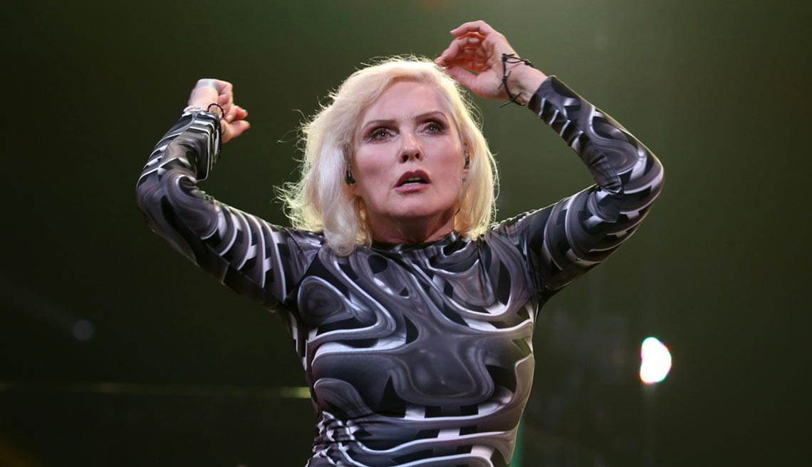 July 2015 Milestone Birthdays, Debbie Harry