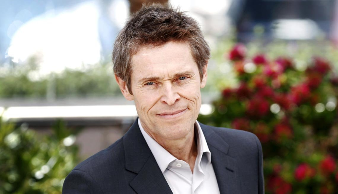 July 2015 Milestone Birthdays, Willem Dafoe