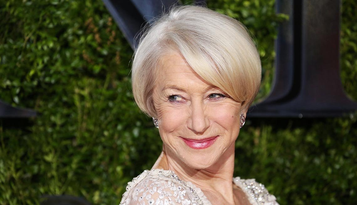 July 2015 Milestone Birthdays, Helen Mirren