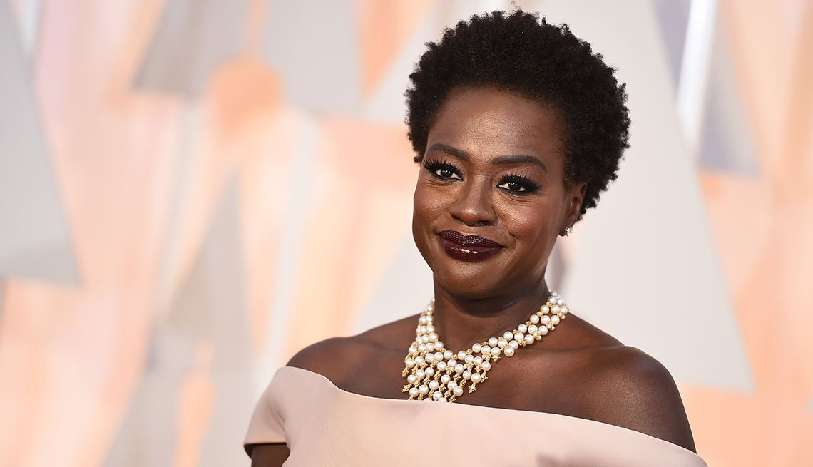 August Milestone Birthdays, Viola Davis, Actress, 60
