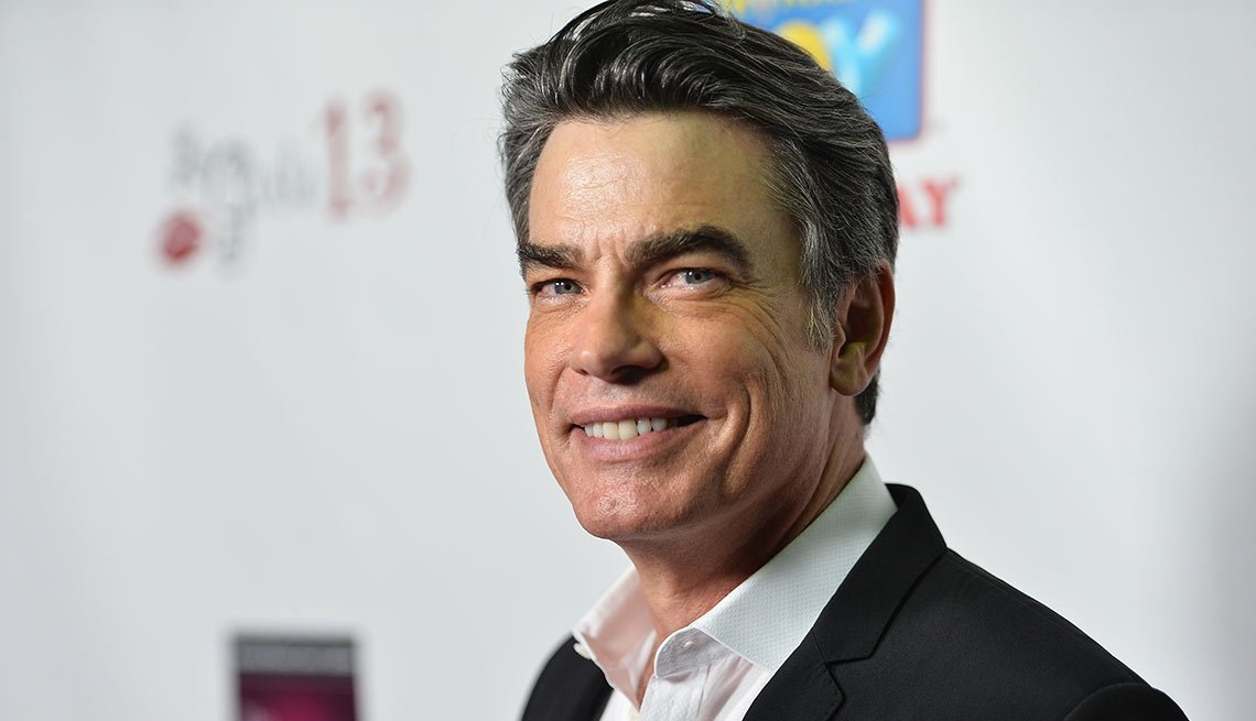 August Milestone Birthdays, Peter Gallagher, Actor, 60