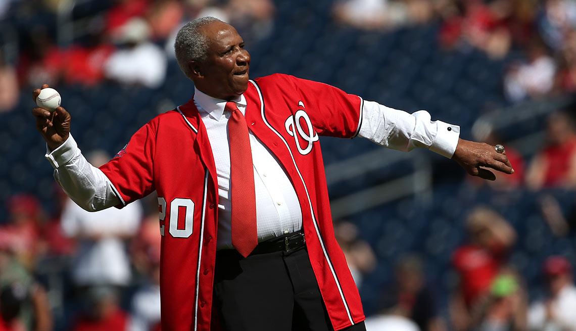 August Milestone Birthdays, Frank Robinson, Athlete, Baseball, 80