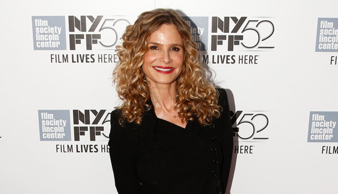 August Milestone Birthdays, Kyra Sedgwick, Actress, 50