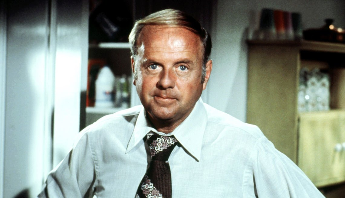 Famous People We've Lost in 2015, Dick Van Patten