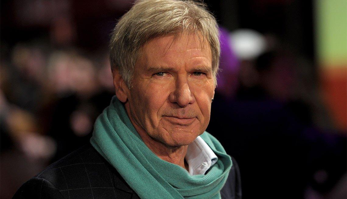 Harrison Ford - Famosos que dejaron los estudios y hoy son millonarios