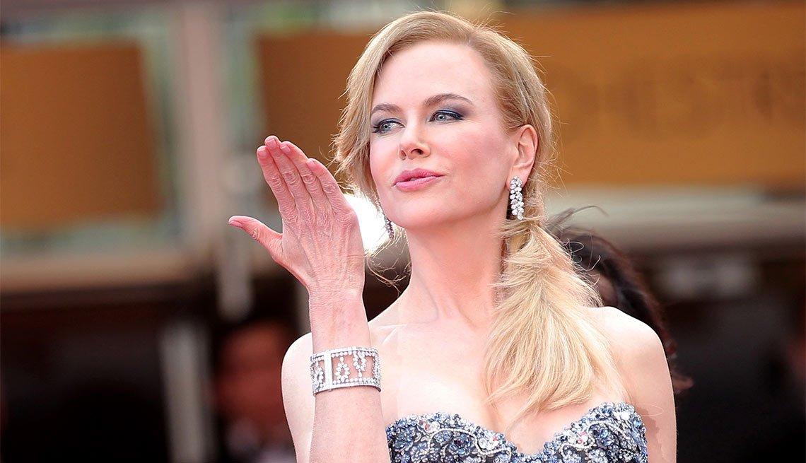 Nicole Kidman - Famosos que dejaron los estudios y hoy son millonarios