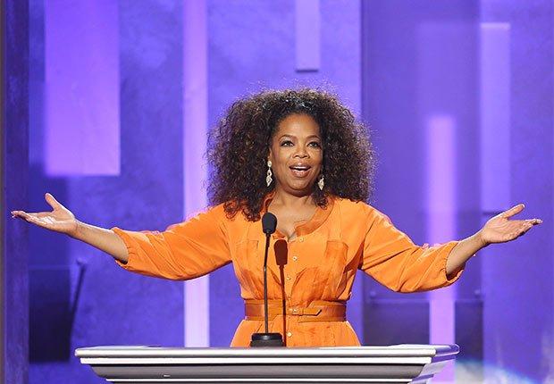 Oprah Winfrey - Famosos que dejaron los estudios y hoy son millonarios