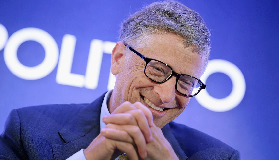 October Milestone Birthdays, Bill Gates