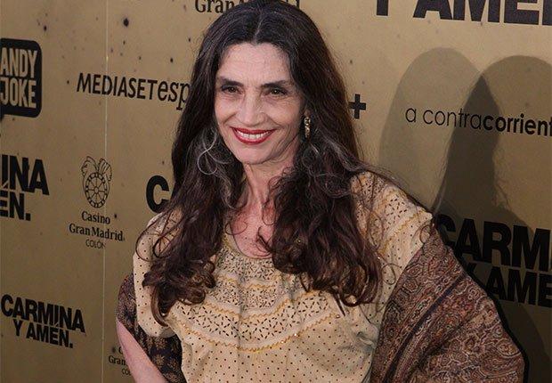 Ángela Molina, cumpleaños en octubre