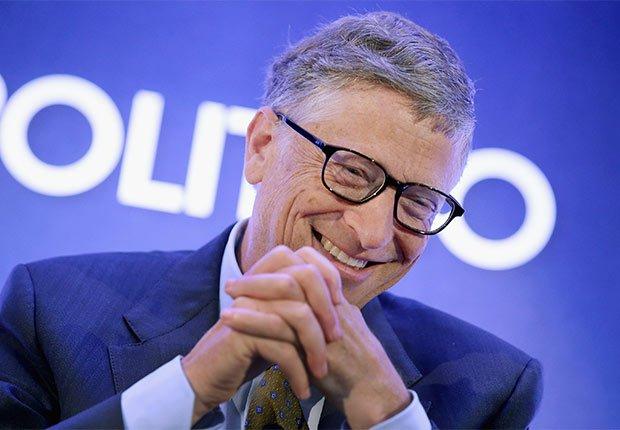 Bill Gates, cumpleaños en octubre