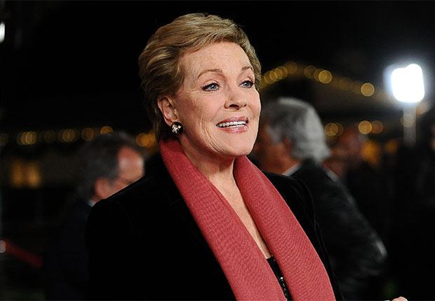 October Milestone Birthdays, Julie Andrews