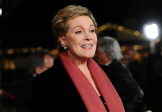 October Milestone Birthdays, Julie Andrews