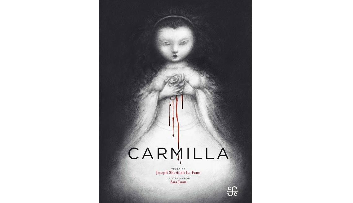 item 7 of Gallery image - Carmilla - Noche de brujas, espantos y monstruos legendarios