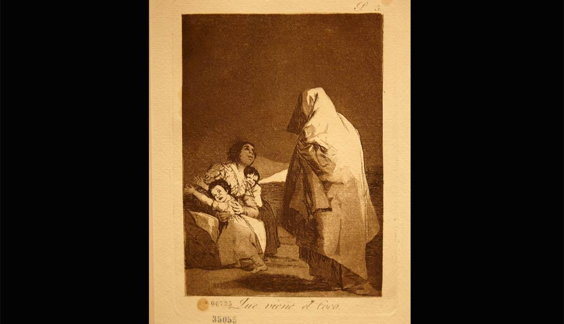 item 11 of Gallery image - El Cuco - Noche de brujas, espantos y monstruos legendarios