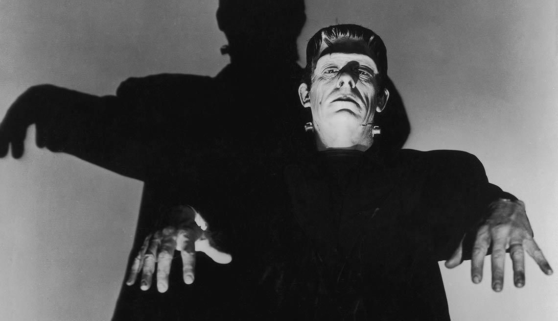 item 1 of Gallery image - Frankenstein - Noche de brujas, espantos y monstruos legendarios