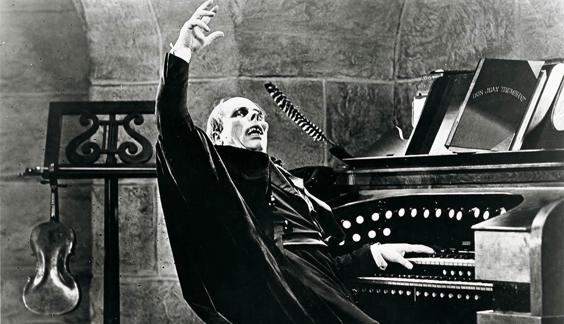 item 4 of Gallery image - El fantasma de la ópera - Noche de brujas, espantos y monstruos legendarios