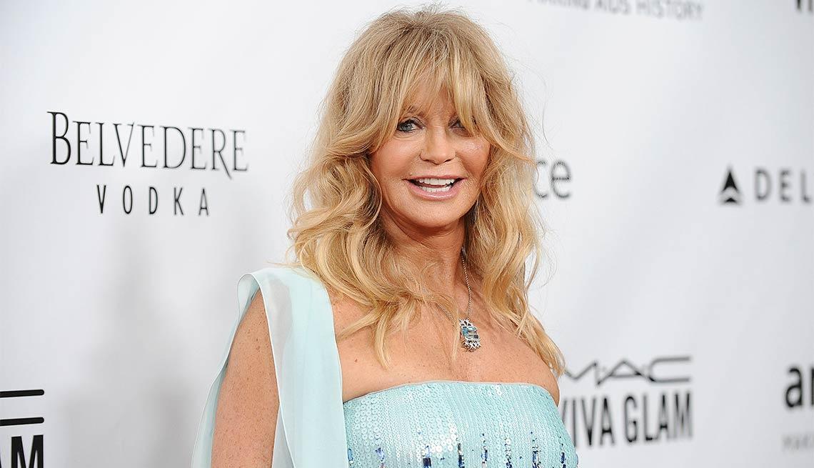 November Milestone Birthdays, Goldie Hawn