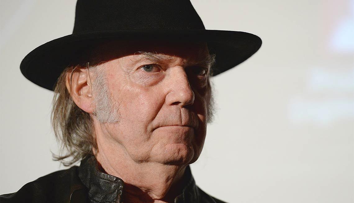 November Milestone Birthdays, Neil Young