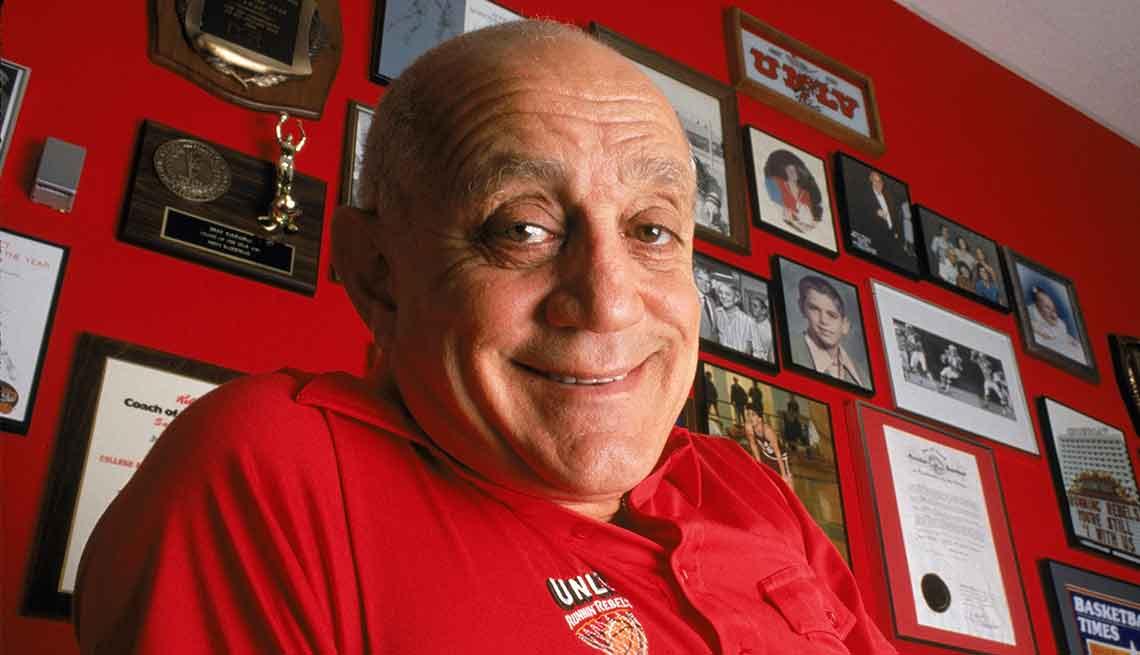 Famous People We've Lost in 2015, Jerry Tarkanian