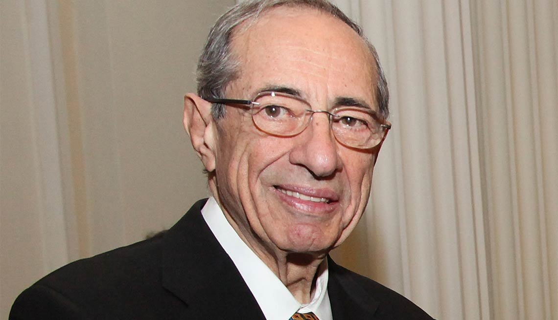 Famous People We've Lost in 2015, Mario Cuomo